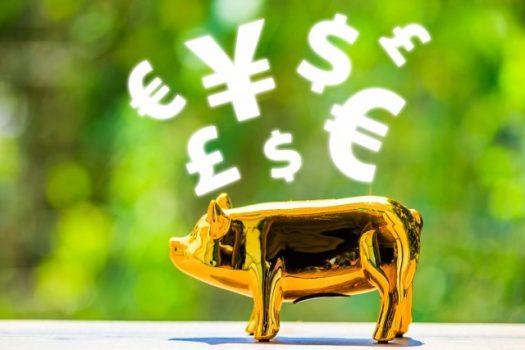イメージ画像-豚の貯金箱