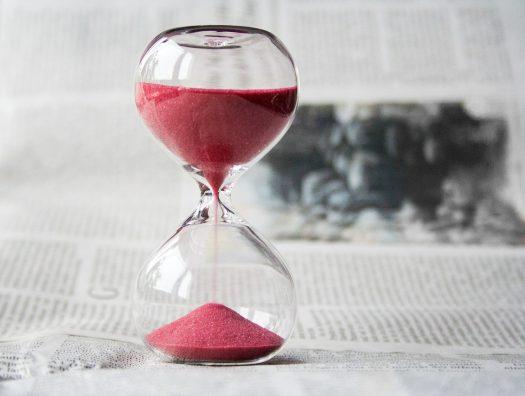 イメージ画像-砂時計
