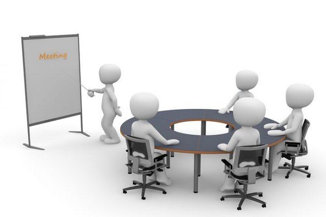 イメージ画像-会議風景