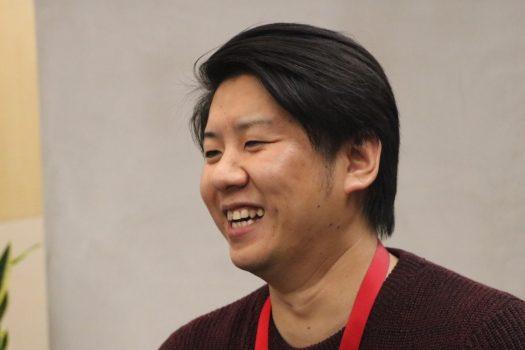 立花 慶寛さん-自己紹介
